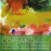 Copland And His American Contemporaries von Various Artists