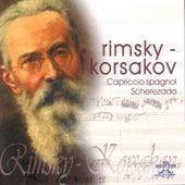 Capriccio spagnol - Scherezada by Rimsky-Korsakov