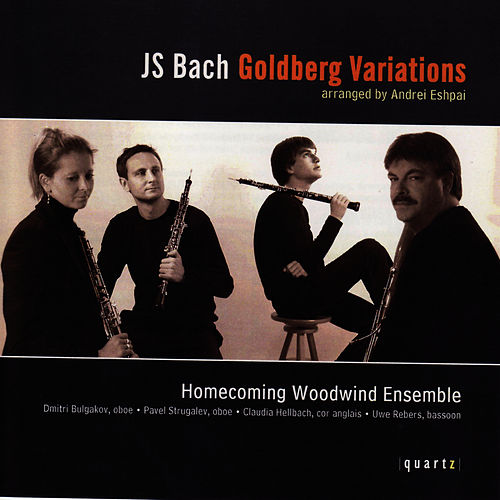 Goldberg Variations (2007) by Johann Sebastian Bach