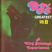 DJ's Greatest Hits - A King Jammy Experience by Various Artists