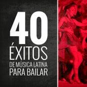 40 Éxitos de Música Latina para Bailar by Black And White Orchestra