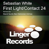 First Light / Contact 24 by Sebastian White