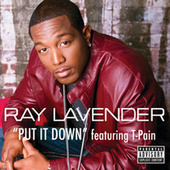 Put It Down by Ray Lavender