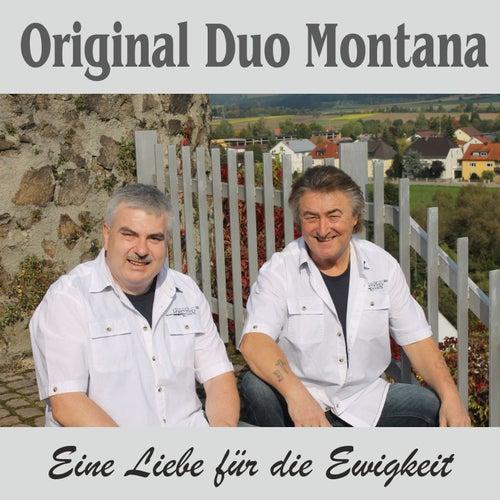 Eine Liebe für die Ewigkeit by Original Duo Montana