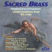 Sacred Brass: Polyphonic Brass Arrangements by London Symphony Brass