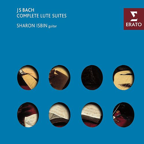 Bach:Complete Lute Suites by Sharon Isbin