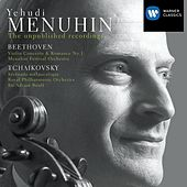 Yehudi Menuhin : Unpublished Recordings:Beethoven/Tchaikovsky by Various Artists