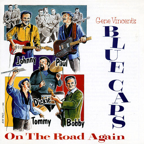 On The Road Again by Gene Vincent's Blue Caps