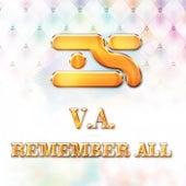 Remember All de Various Artists
