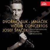 Dvořák, Suk, Janáček: Violin Concertos de Josef Špaček