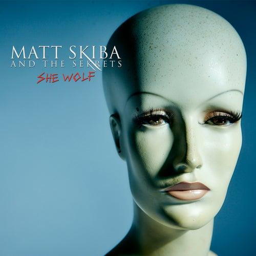 She Wolf by Matt Skiba