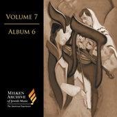 Milken Archive Digital, Vol. 7 Album 6: Masterworks of Prayer – Yehudi Wyner Sacred Services von Various Artists