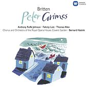 Britten: Peter Grimes by Thomas Allen