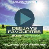 Deejays Favourites 2015.1 (Spring Edition) von Various Artists