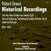 Richard Strauss: Historical Recordings, Volume 3 (1928 - 1947) by Various Artists