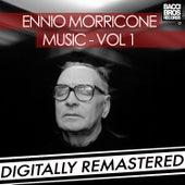 Ennio Morricone Music - Vol. 1 de Ennio Morricone