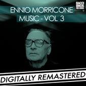 Ennio Morricone Music - Vol. 3 de Ennio Morricone