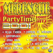 Merengue Party Time 2001: 10 Hot Summer Hits de Various Artists