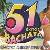 51 Éxitos de la Bachata by Various Artists