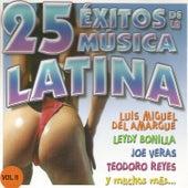 25 Éxitos de la Música Latina Vol. Il by Various Artists