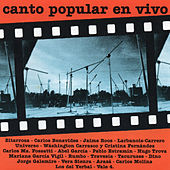 Canto Popular en Vivo by Various Artists