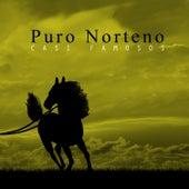 Puro Norteno Casi Famosos: El Chuma, Que Bonito Es el Amor, Contigo Hay Amor, Amigo Corazon de Various Artists