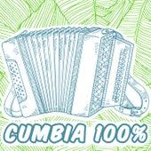 Cumbia 100%: La Faldita Coqueta, Cumbia de Colombia, Cumbia Sampuesana, La Cumbia del Tobogan by Various Artists