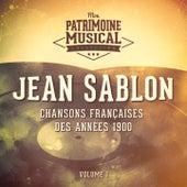 Chansons françaises des années 1900 : Jean Sablon, Vol. 1 von Jean Sablon
