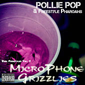 Microphone Grizzlies by Pollie Pop