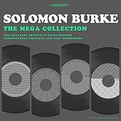 The Mega Collection by Solomon Burke