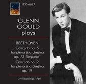 Glenn Gould Plays Beethoven (Live) by Glenn Gould