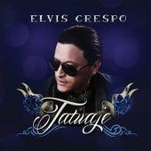 Tatuaje de Elvis Crespo