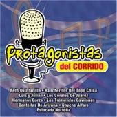 Protagonistas Del Corrido by Various Artists