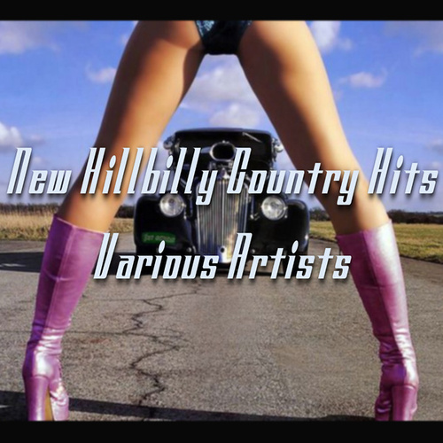 New Hillbilly Country Hits van Various Artists
