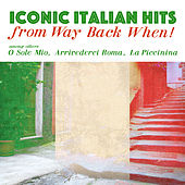 Iconic Italian Hits from Way Back When! von Various Artists