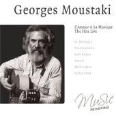 L'amour à la musique - Live by Georges Moustaki