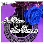 Los Boleros Más Famosos, Vol. 6 by Various Artists