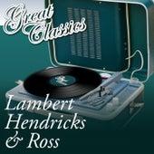 Great Classics de Lambert, Hendricks and Ross