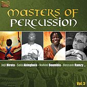 Masters of Percussion, Vol. 3 by Various Artists