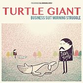 Business Suit Morning Struggle by Turtle Giant