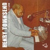 Original St. Louis Blues Live de Henry Townsend