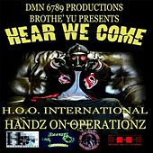 Hear We Come by Various Artists