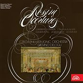 Rossini: Opera Overtures by Czech Philharmonic Orchestra