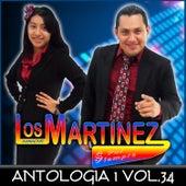 Antologia I, vol. 34 de Los Hermanos Martinez de El Salvador