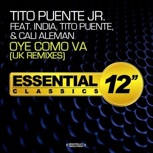 Oye Como Va (Uk Remixes) by Tito Puente Jr.