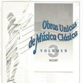 Obras Unicas de Música Clásica Vol. 3 by Various Artists