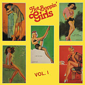 Hot Boppin Girls Vol. 1 de Various Artists