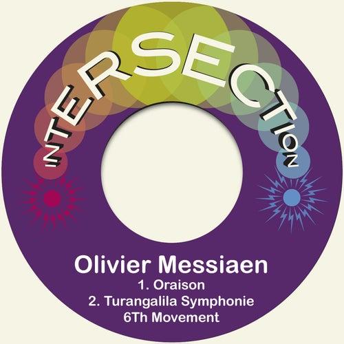 Oraison by Olivier Messiaen