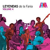 Leyendas De La Fania Vol. 4 de Various Artists