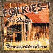 Folkies-1 (Cançons Pròpies I D'Arreu) de Toni Giménez